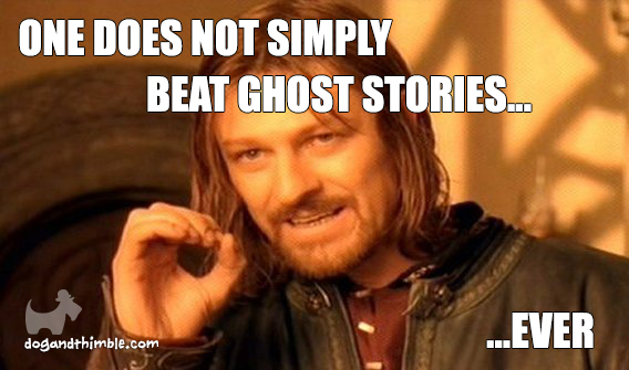 Ghost Stories Meme