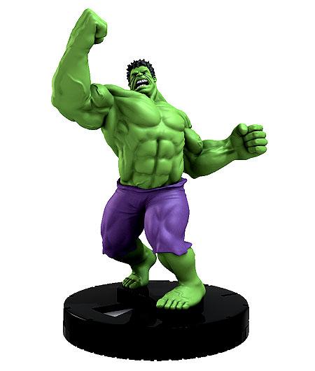 HeroClix Avengers Assemble Hulk