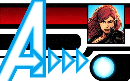 HeroClix Avengers Assemble ID Card