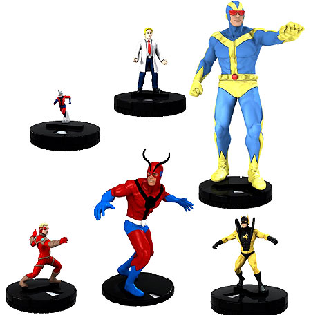 HeroClix Ant Man Boxed Set