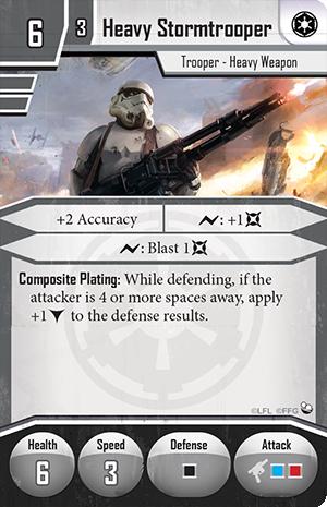 Star Wars: Twin Shadows Heavy Stormtrooper