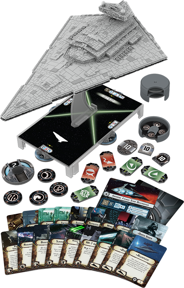 Star Wars Armada Wave II:  Imperial-Class Star Destroyer