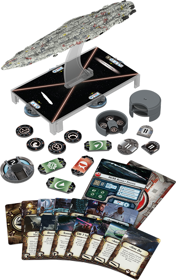 Star Wars Armada Wave II:  Home One