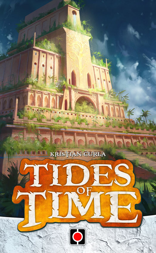 Tides of Time Box Cover