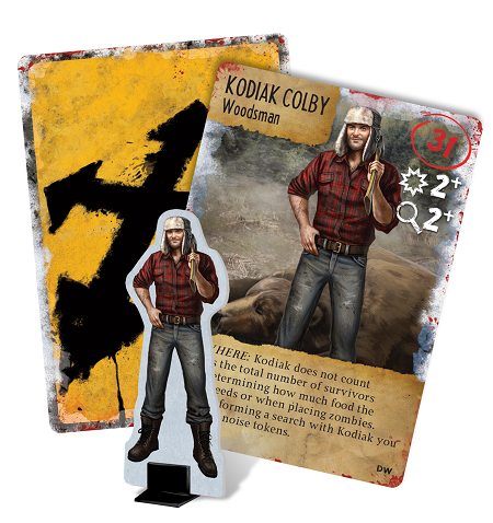 Dead of Winter: Kodiak Colby