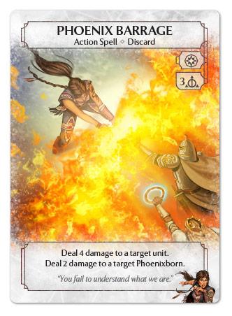 Ashes: Lulu's Phoenix Barrage