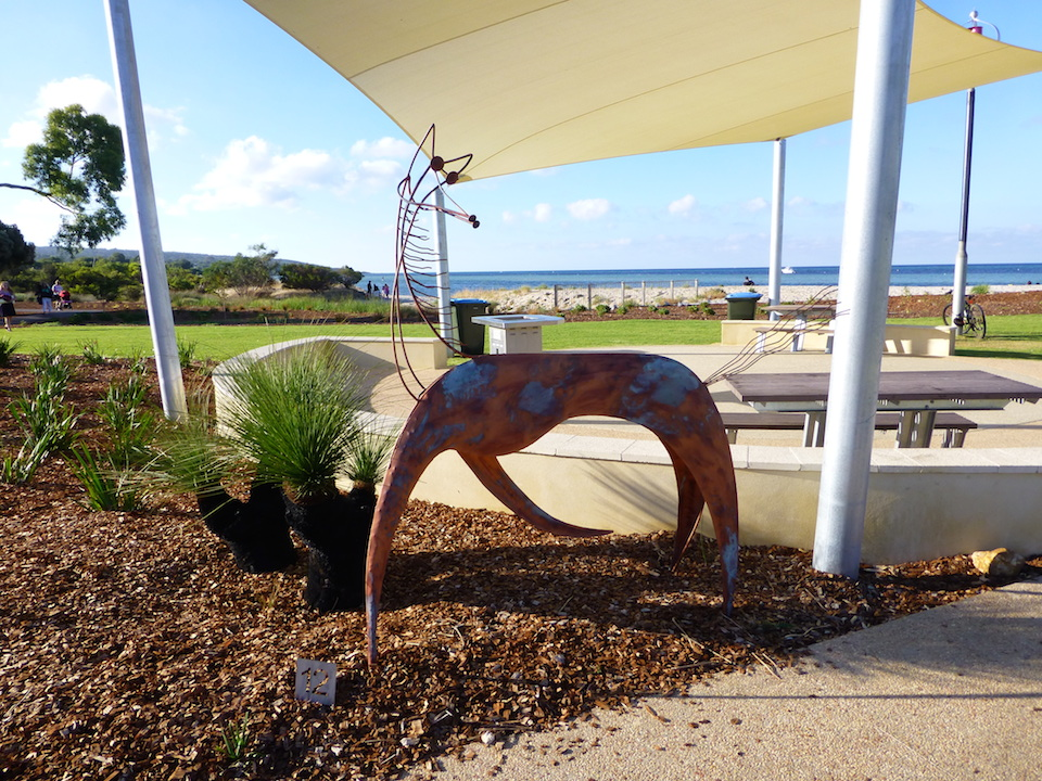 Matilda - Sculpture by the Bay, Dunsborough
