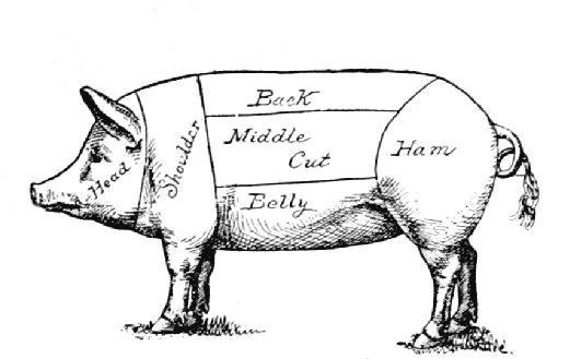 Perforated Pork