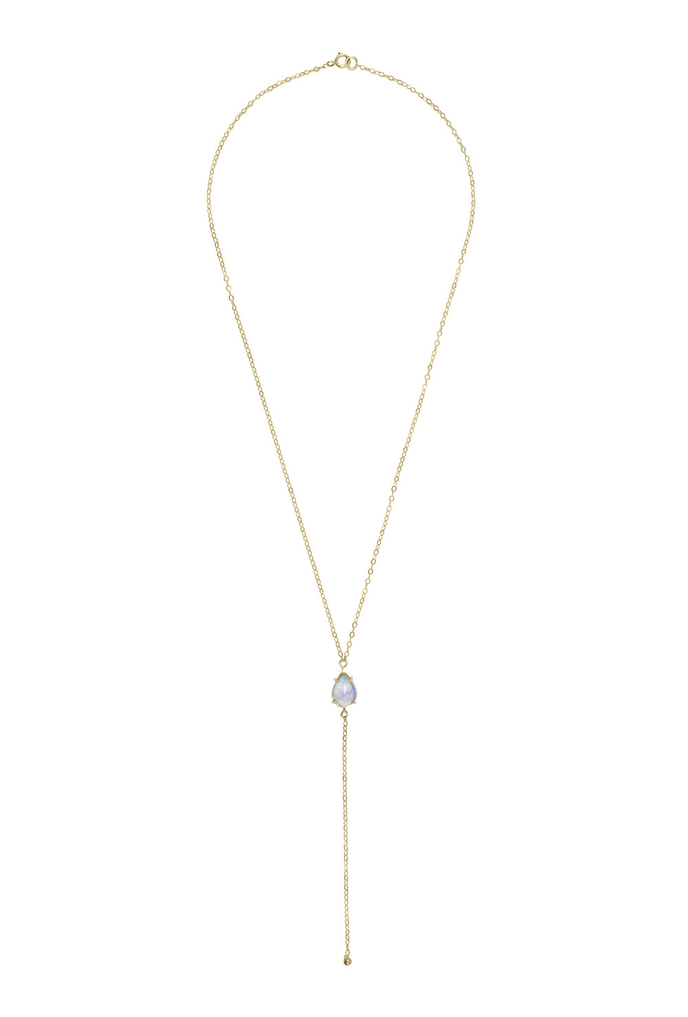 f33d8cf60f9f67 Chloe Necklace — Hannah Frost Jewelry