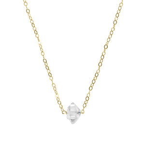 60d2acbb3c5232 Dainty Herkimer Diamond Necklace - Crop.jpg