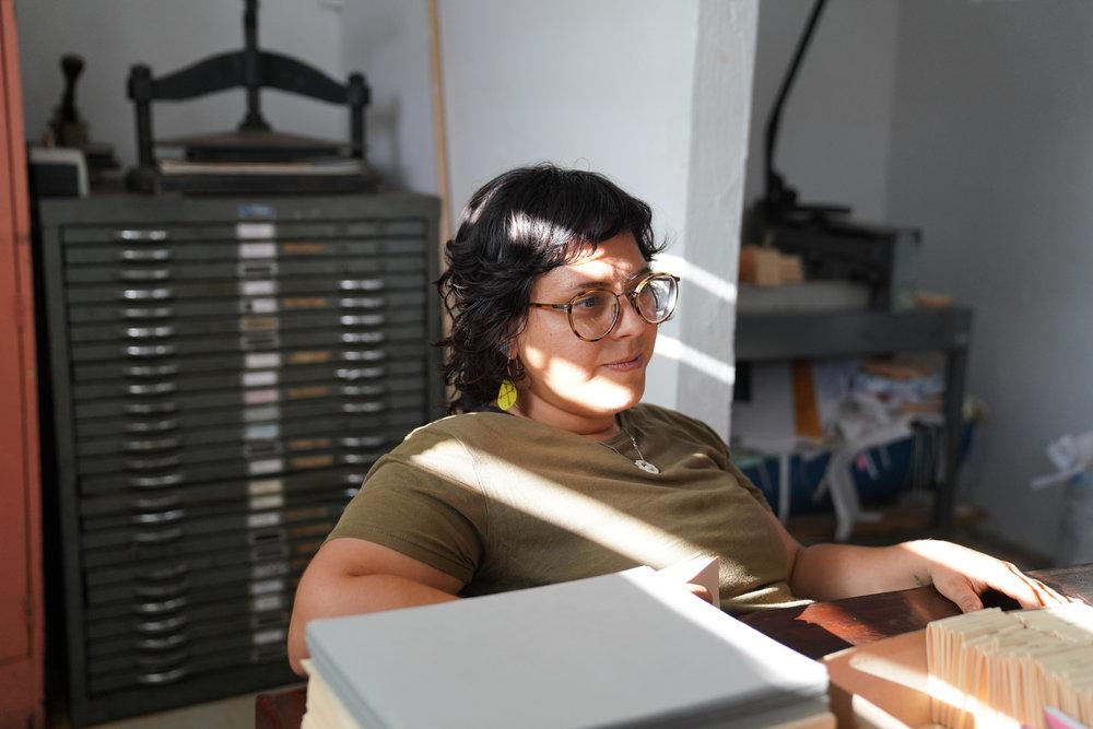 Nicole Delgado. f:Gustavo Castrodad