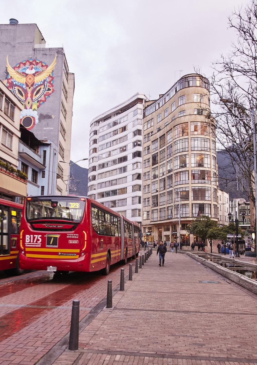 Bogotá.