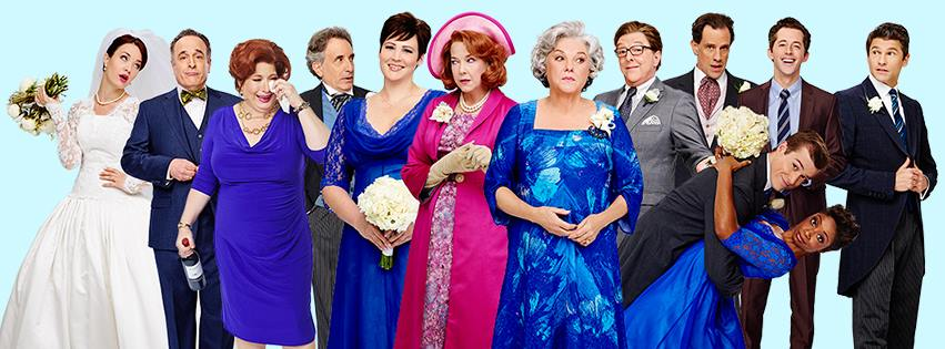 The company of It Shoulda Been You.