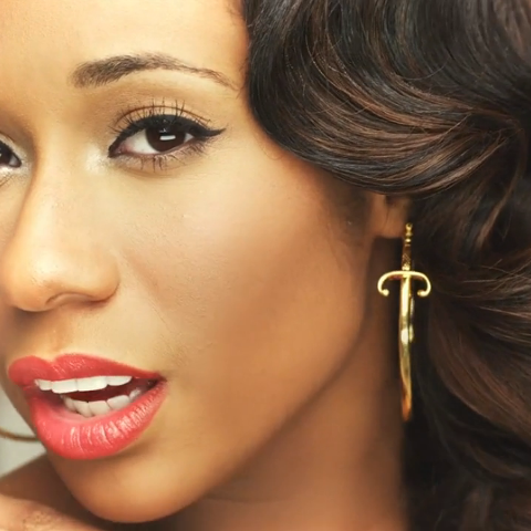 "TIFFANY EVANS ""I'LL BE THERE"""