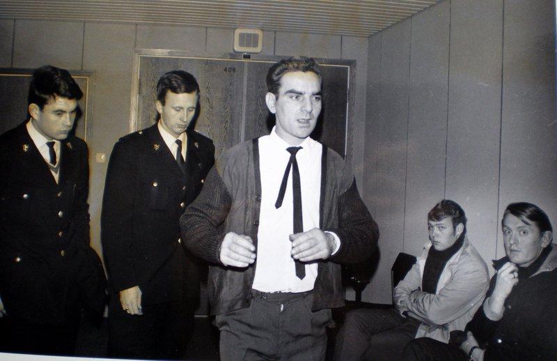 Per Liland ble varetektfengslet ved årsskiftet 1969/1970.