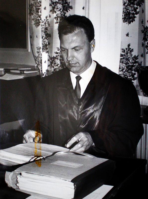 Aktor Haakon Wiker. Pressebilde.
