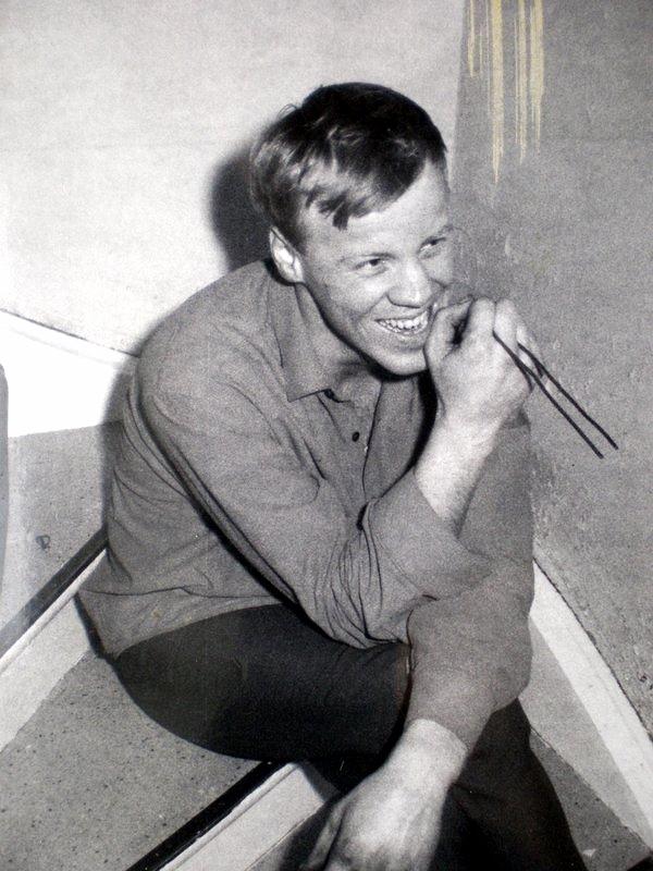 Vitnet Ivar Lunde som Per Liland spilte sjakk med da øksedrapene ble utført.