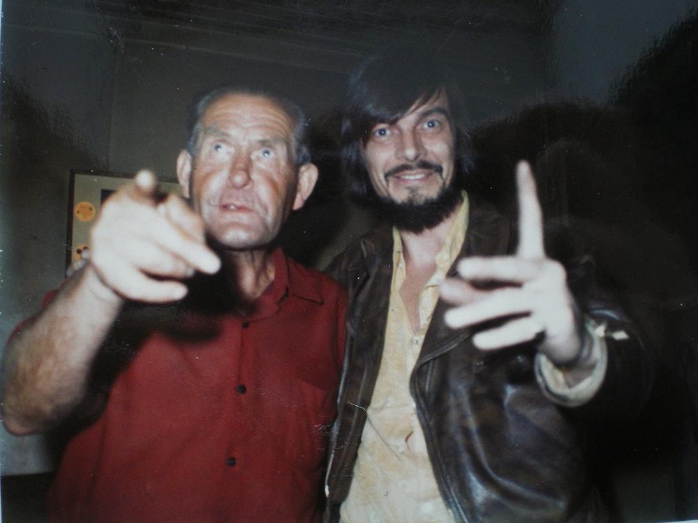 Ole Olsen og Sten Ekroth.