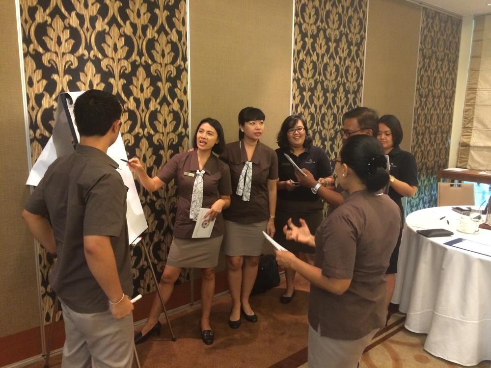 #AVC hospitality #Sales & Marketing training #Bali Nusa Dua