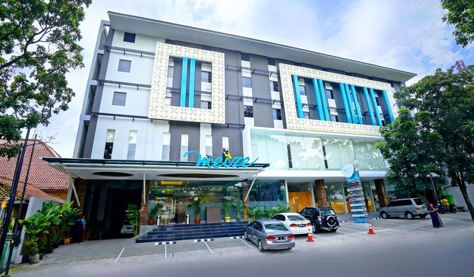 Meize hotel - Bandung, since 2015