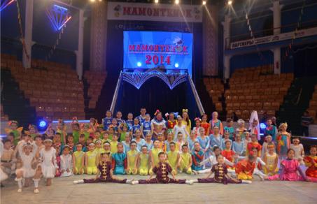 А вот ипобедители XV Республиканского циркового фестиваля «Мамонтенок» этого года!