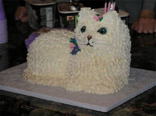 10 Epic Cat Cake Fails And Wins For A Mad Catter S Tea