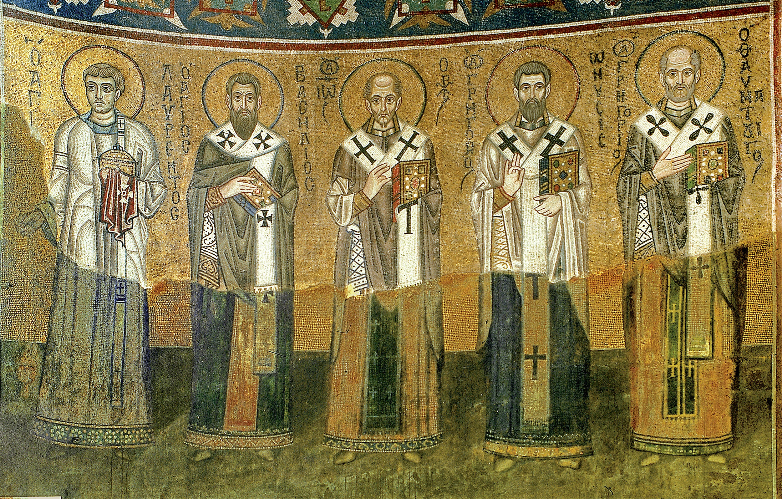 The Diversity of the Early Church Fathers