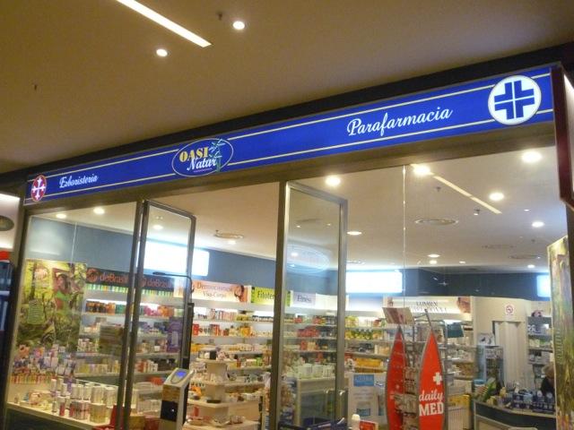 Insegne Per Centro Commerciale