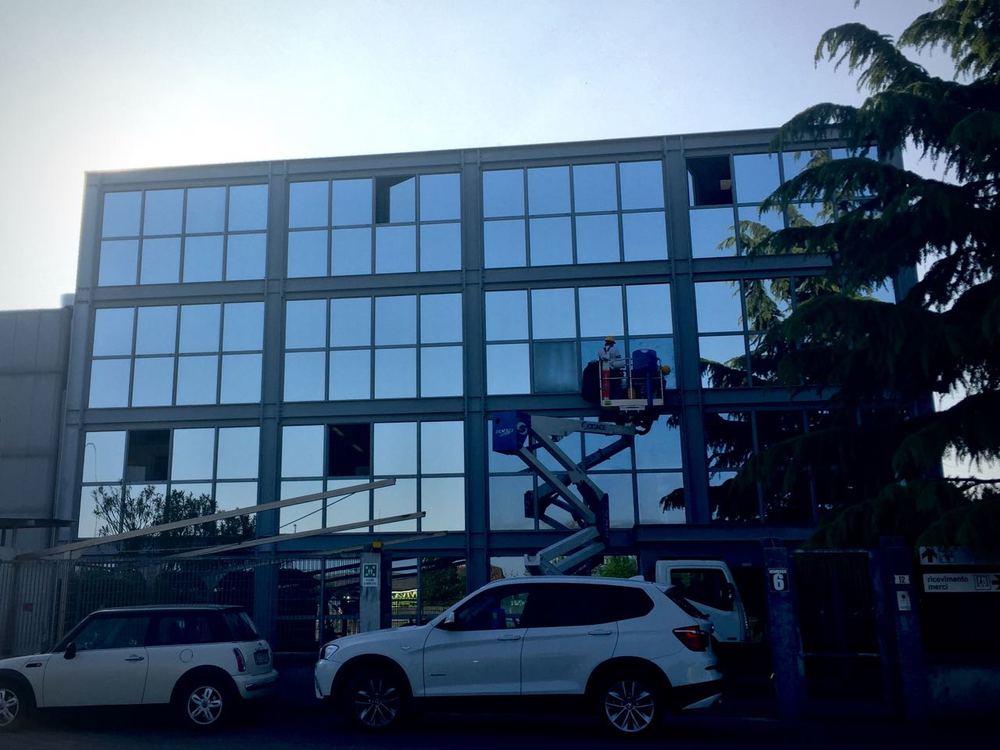 Installazione Pellicole Solari LLUMAR