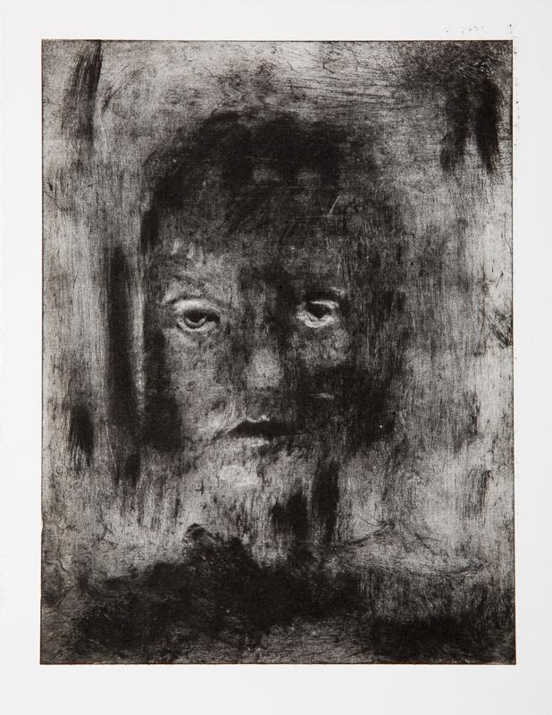 Monotype, 27X20 cm, 2017