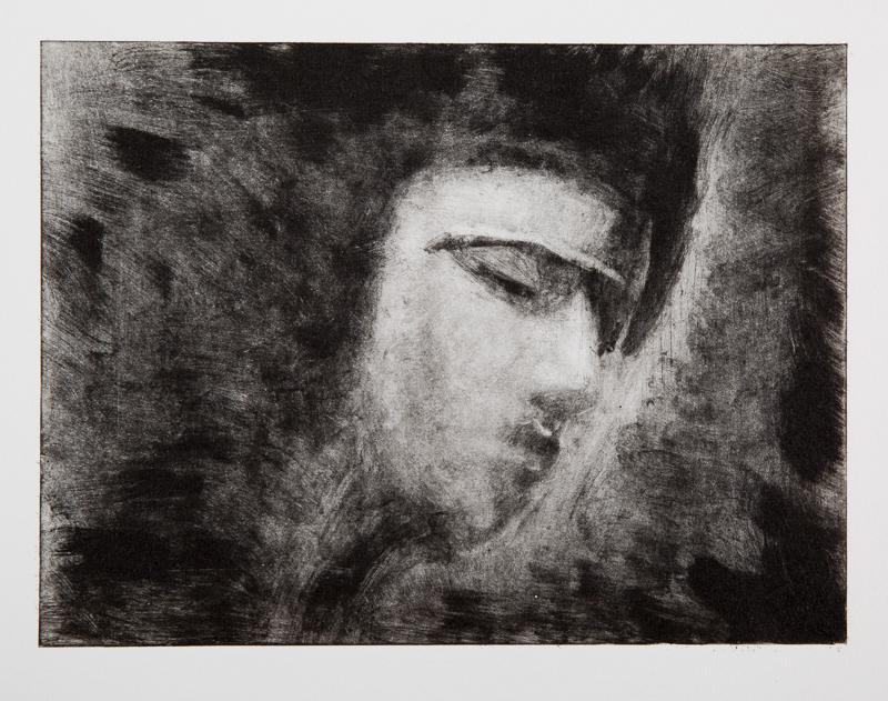 Monotype, 20X27 cm, 2017