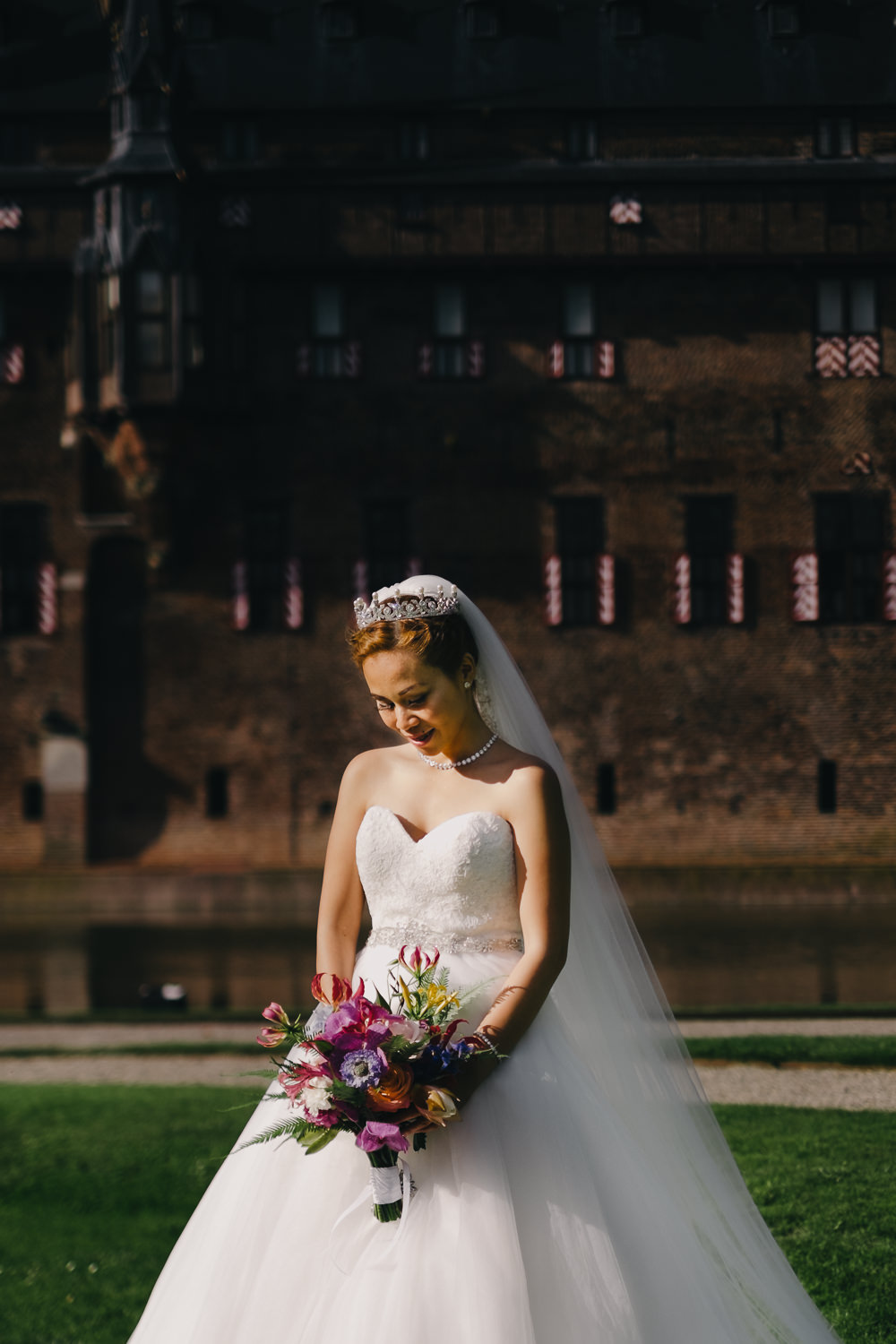 wedding photography amsterdam by bruidsfotograaf mark hadden