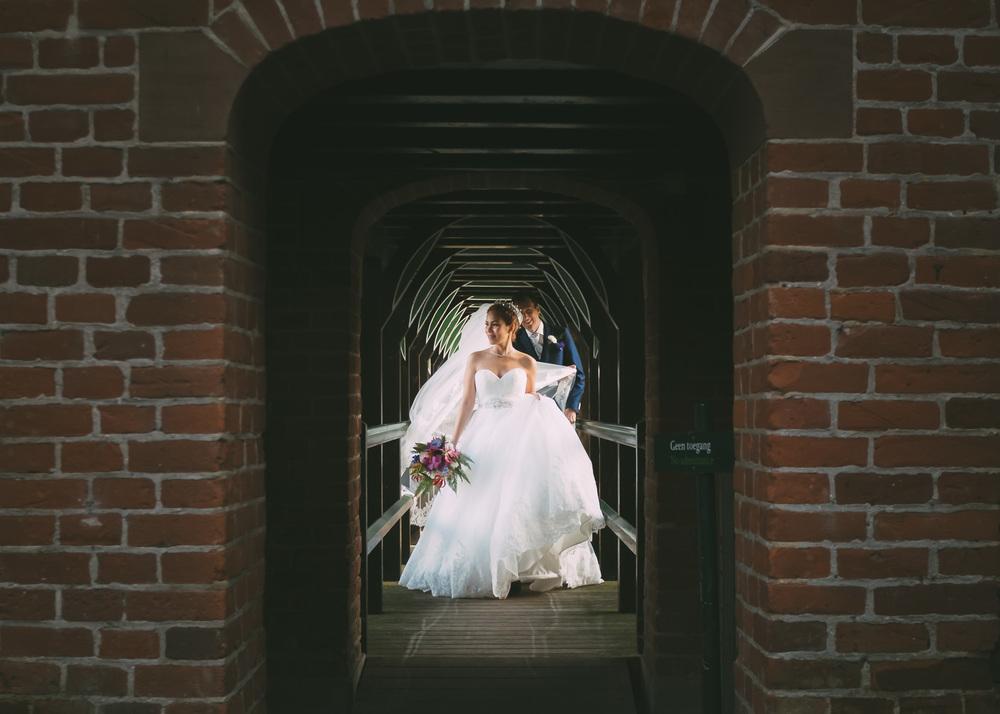 prachtige bruidsfotografie door bruidsfotograaf mark hadden van amsterdam