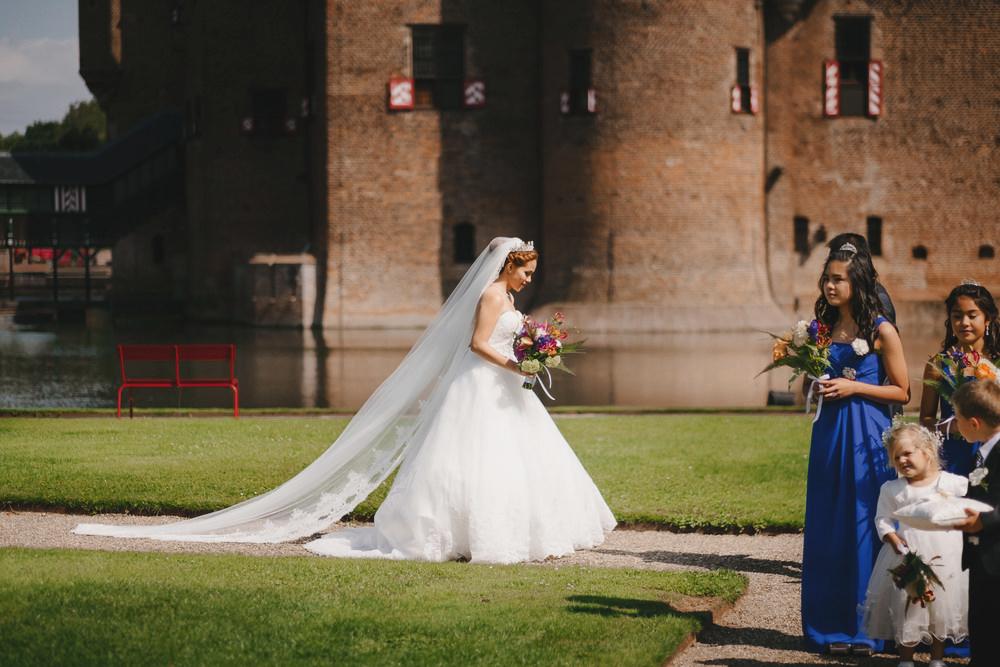 intieme en emotionele trouwreportages voor attent stellen