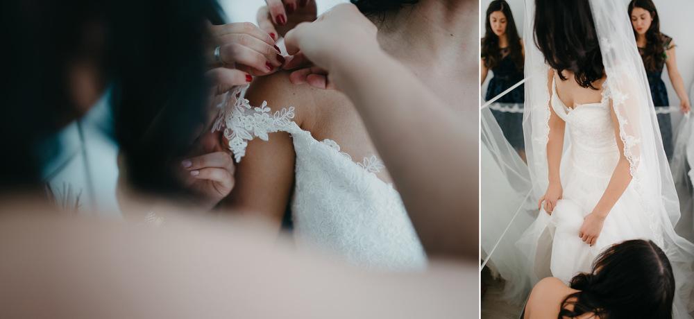 bruidsfotografie amsterdam en utrecht dalila getting ready