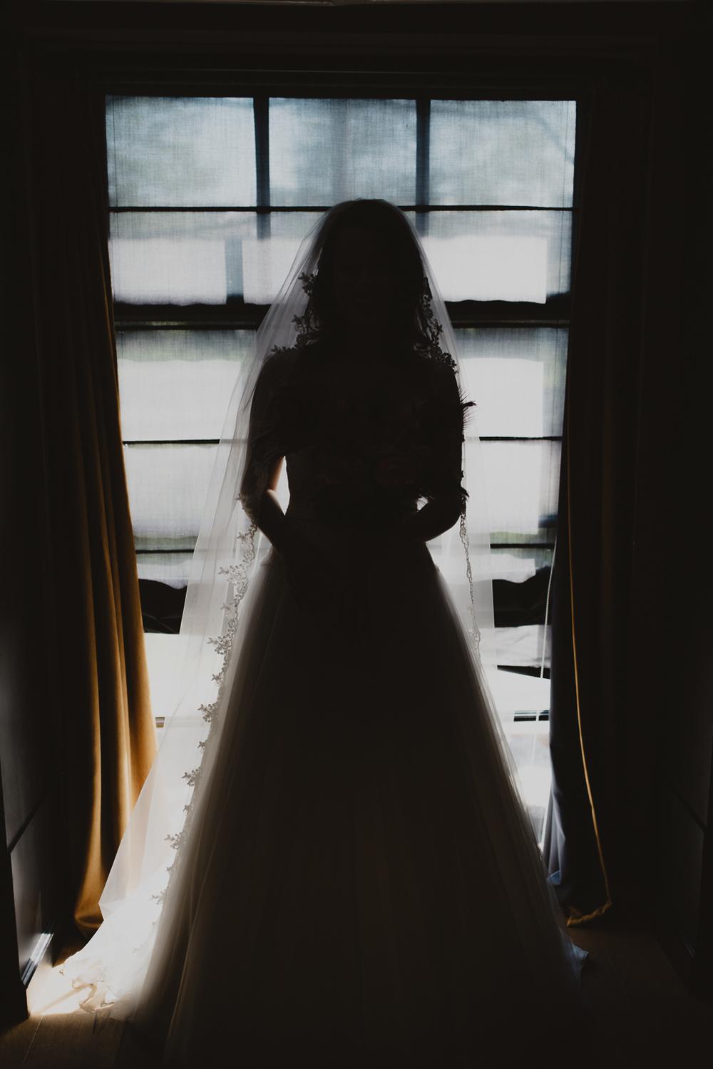bruid portret bruidfotograaf mark hadden amsterdam