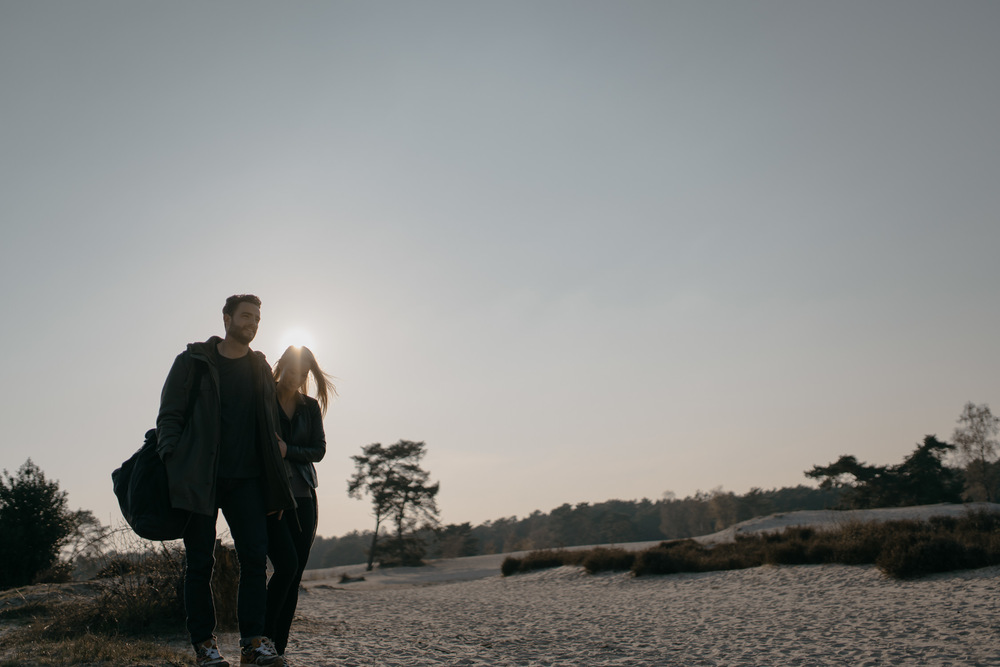 loveshoot in soesterdduinen