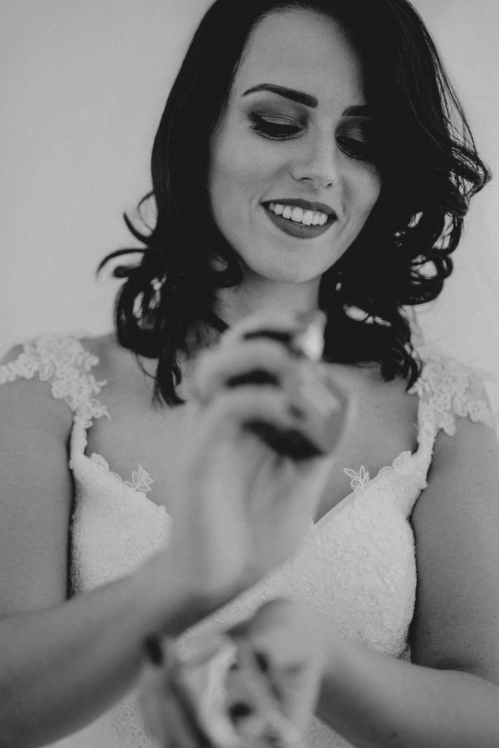 bruidsfotograaf mark hadden uit amsterdam bruid portret