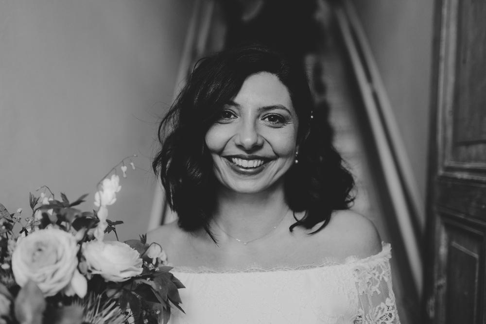 prechtige bruid door mark hadden bruidsfotograaf amsterdam
