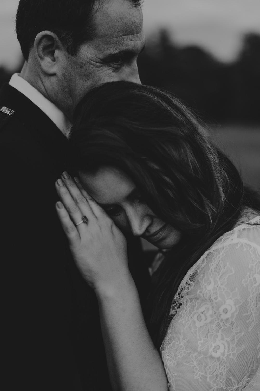 bruidsfotografie amsterdam aberdeen  couple portrait