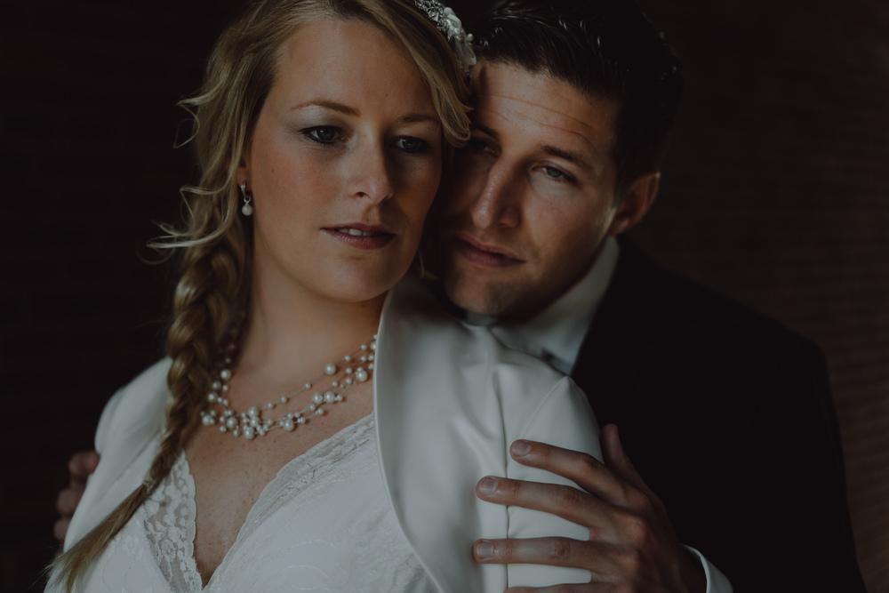 Bruidsfotografie Amsterdam - Couple portrait