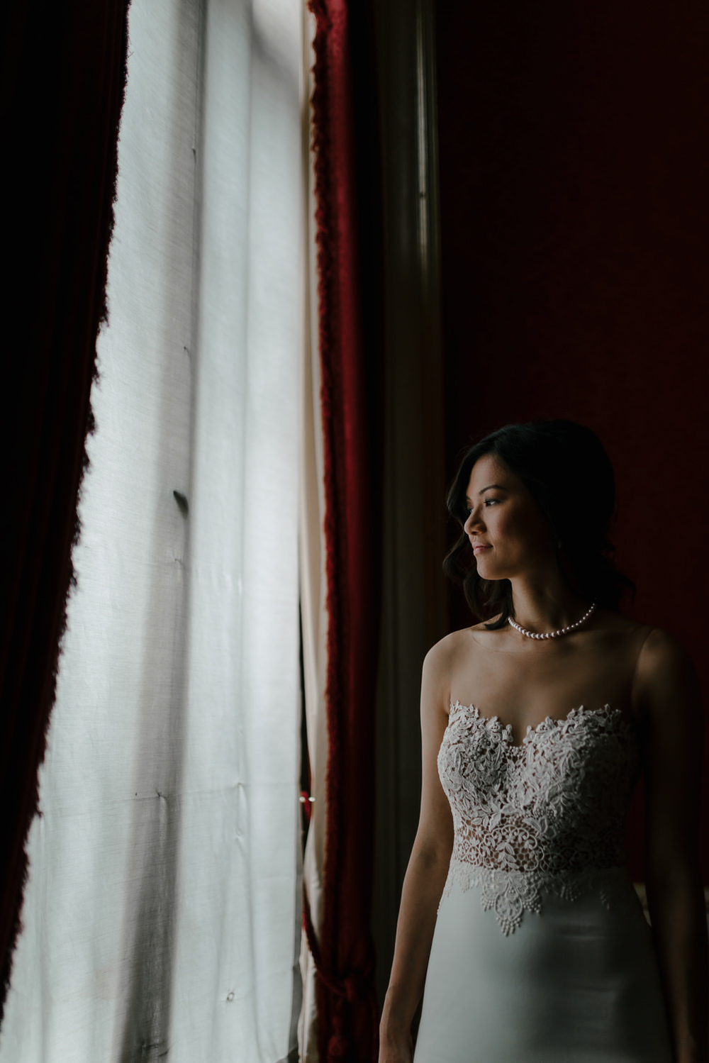 wedding photography amsterdam bridal portrait
