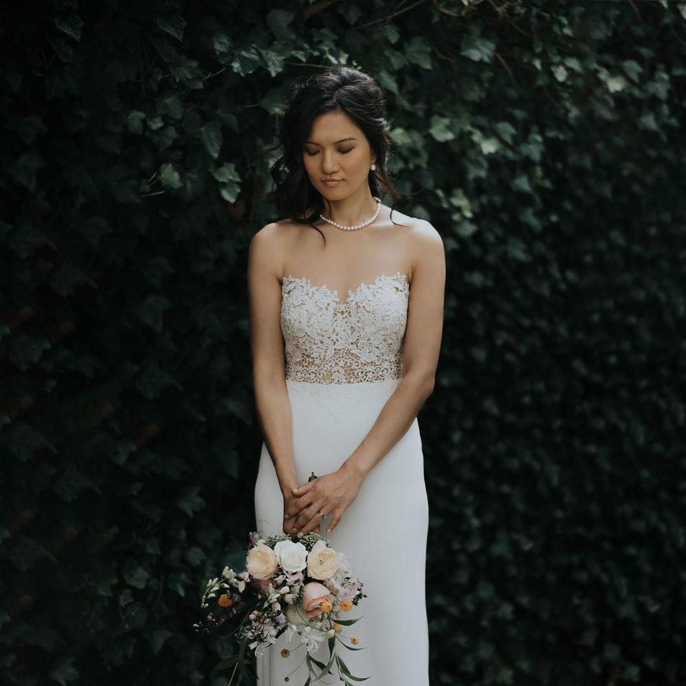 bruidsfotografie amsterdam bruid portret