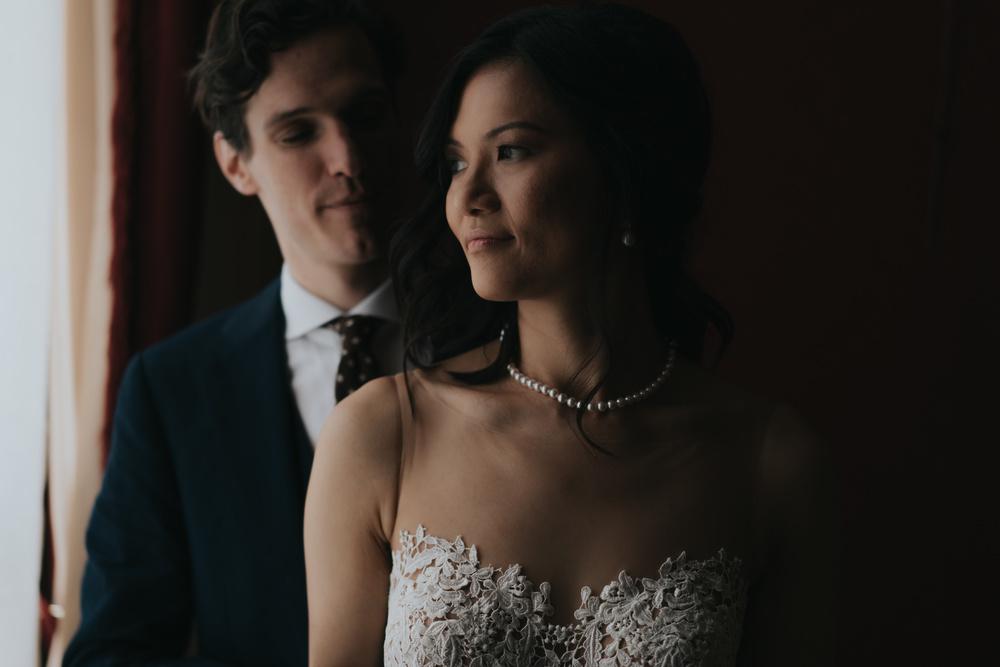 bruidsfotografie amsterdam portret