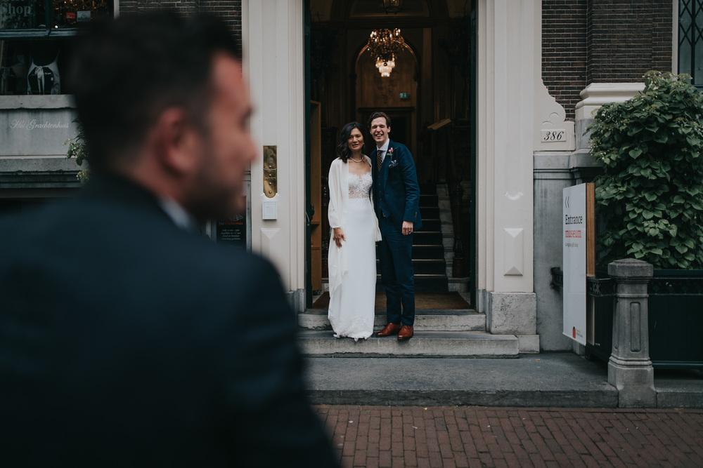 bruidsfotografie amsterdam het grachtenhuis