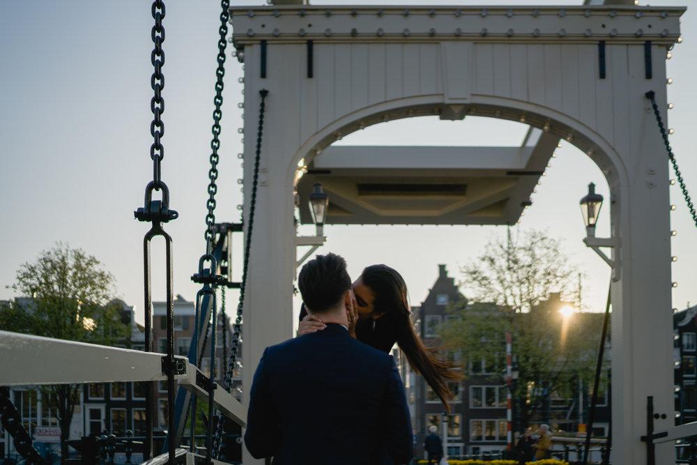bruidsfotografie amsterdam verloving shoot