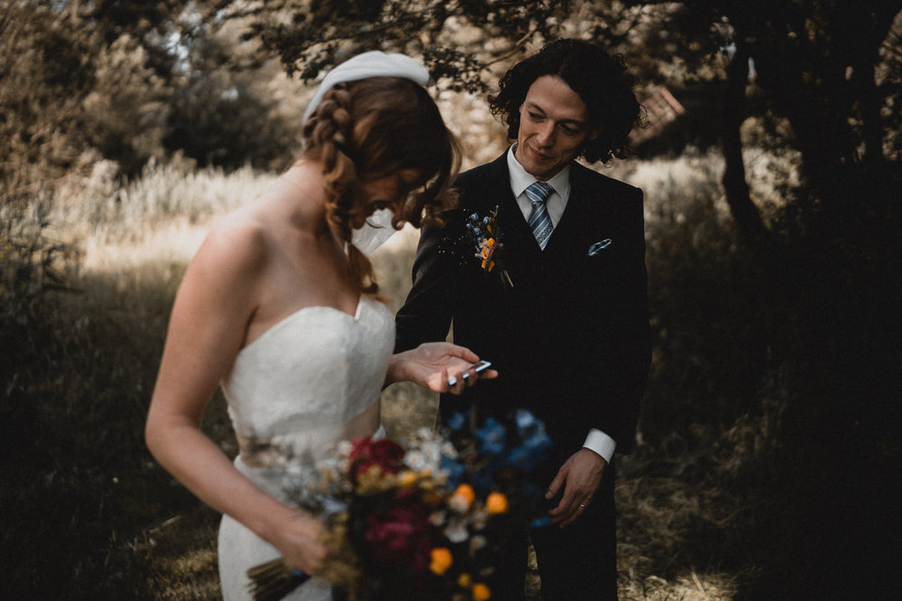 bruidsfotograaf amsterdam mark hadden bruiloft den bos