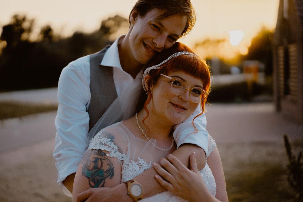 bruidsfotografie amsterdam bruuidspaar portret de mof leusden
