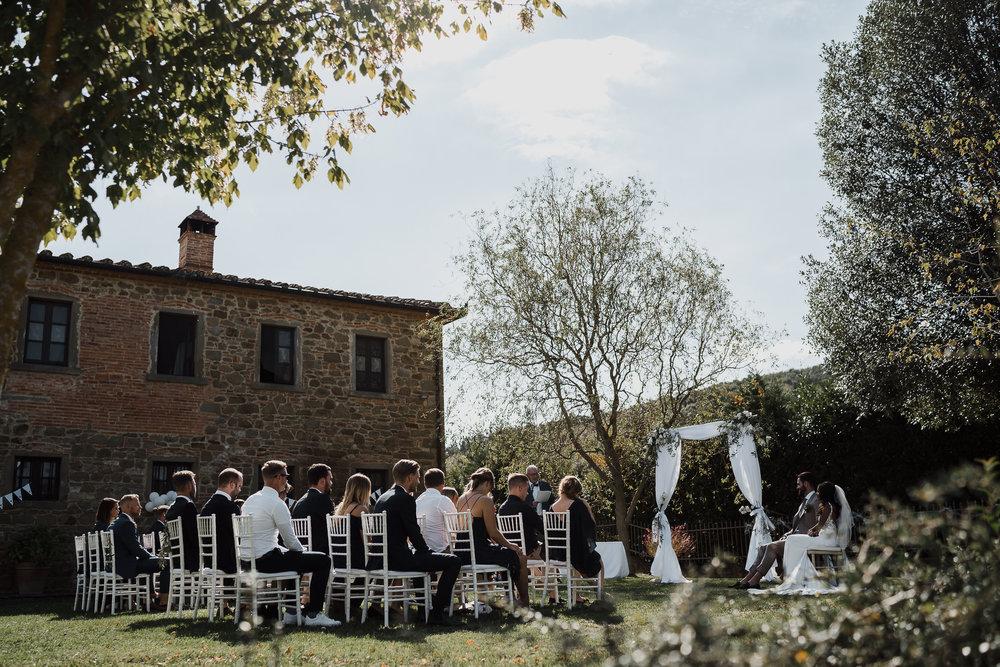 bruiloft ceremonie locatie bruidsfotograaf mark hadden