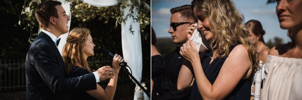 beste bruiloft fotograaf amsterdam bruidspaar emotioneel moment